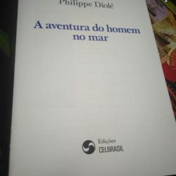 A aventura do homem no mar - Philippe Diolé