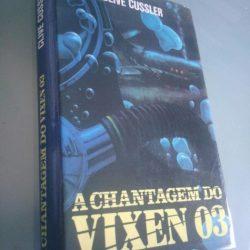 A chantagem do Vixen 03 - Clive Cussler
