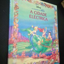 A cidade eléctrica (As aventuras da pequena sereia) -