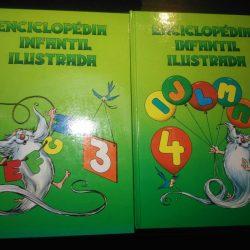 A enciclopédia infantil ilustrada (6 volumes) -