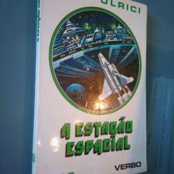 A estação espacial - Rolf Ulrici