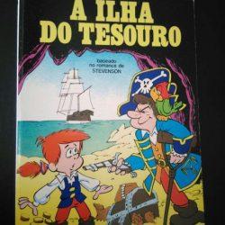 A ilha do tesouro (baseado no romance de Stevenson) -