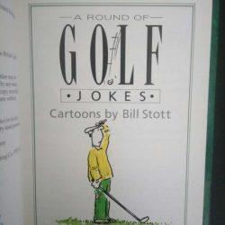 A round of golf jokes - Bill Stott