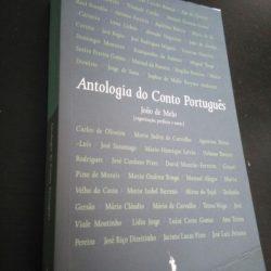 Antologia do conto português - João de Melo