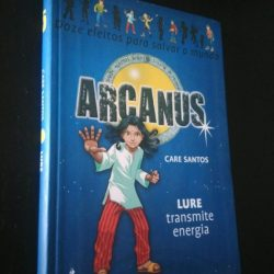 Arcanus - Lure transmite energia - Care Santos
