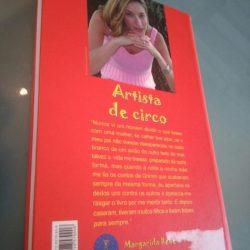 Artista de circo - Margarida Rebelo Pinto