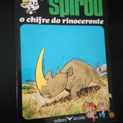As aventuras de Spirou e Fantásio - O chifre do rinoceronte -