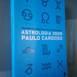 Astrologia 2009 - Paulo Cardoso
