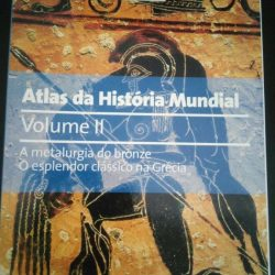 Atlas da História Mundial (7 volumes) - Courrier Internacional -