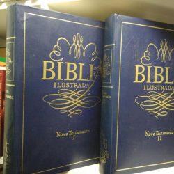 Bíblia Ilustrada (2 vols.) - Editorial Universus (Novo Testamento) -
