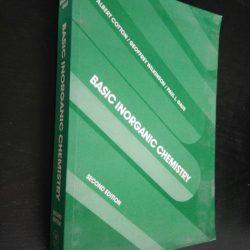 Basic Inorganic Chemistry - F. Albert Cotton
