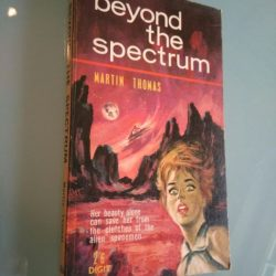 Beyond the spectrum - Martin Thomas