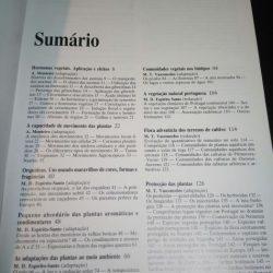 Botânica (3 volumes) - Lexicoteca -