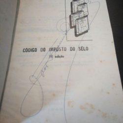 Código do Imposto do Sêlo (3.a ed.) - C. C. Nogueira e A. V. Baptista