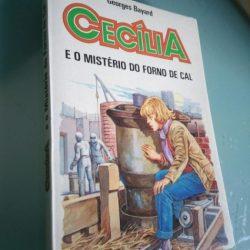 Cecília e o mistério do forno de cal - Georges Bayard