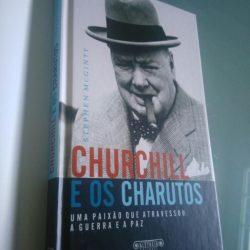 Churchill e os charutos - Stephen McGinty