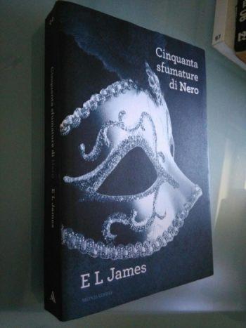 Cinquanta sfumature di Nero - E. L. James