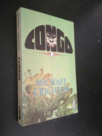 Congo (Gradiva) - Michael Crichton