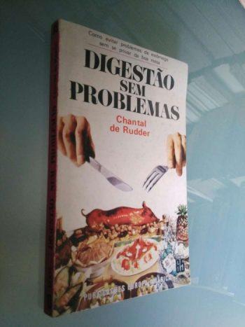 Digestão sem problemas - Chantal de Rudder