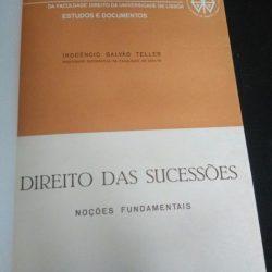 Direito das Sucessões (1971) - Inocêncio Galvão Teles