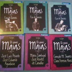 Eça agora - Os Maias / Os novos Maias (Volumes avulso) -
