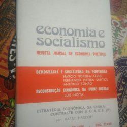 Economia e Socialismo - Revista mensal de Economia Política (n.° 3 - Junho de 1976) -