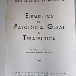 Elementos de patologia geral e terapêutica - Júlio Corrêa de Seixas