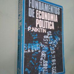 Fundamentos de Economia Política - P. Nikitin