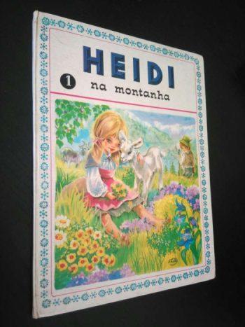 Heidi na montanha -
