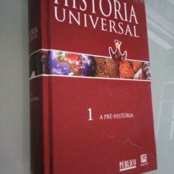 História Universal 1 - A pré-história -
