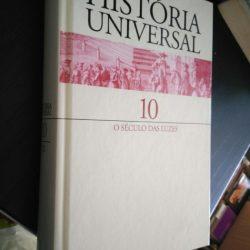 História Universal - 10 - O século das luzes -