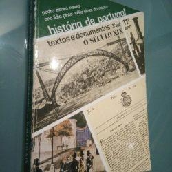 História de Portugal (O século XIX - 11.° ano) - Pedro Almiro Neves