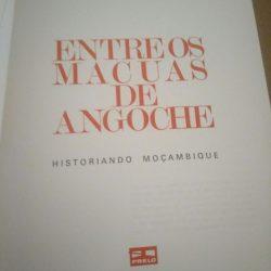 Historiando Moçambique - Entre os Macuas de Angoche - Major M. Machado