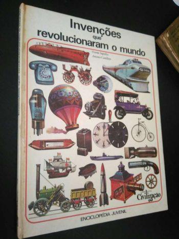 Invenções que revolucionaram o mundo - Vicente Segrelles / António Cunillera