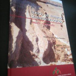Léxico de termos sedimentológicos - Miguel de Magalhães Ramalho
