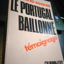 Le Portugal baillonné (1.a edição) - Mário Soares
