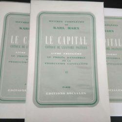 Le capital (8 vols.) - Karl Marx