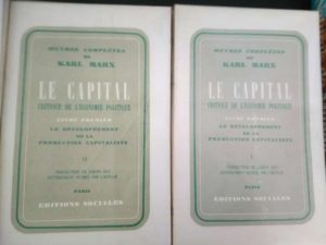 Le capital (8 vols.) - Karl Marx