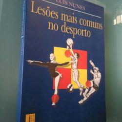 Lesões mais comuns no desporto - Luís Nunes