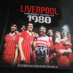 Liverpool - A backpass through the 1980's (sem DVDs) -
