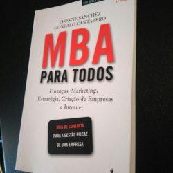 MBA Para Todos - Yvonne Sánchez