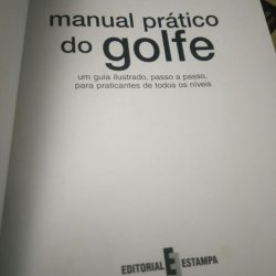Manual Prático do Golfe - Michael Hobbs