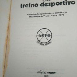 Metodologia do Treino Desportivo (Associação Nacional de Treinadores de Basquetebol - Edições ISEF) -