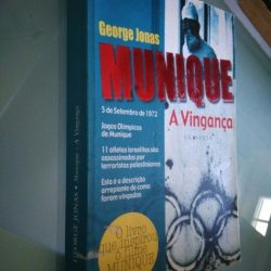 Munique - A vingança - George Jonas