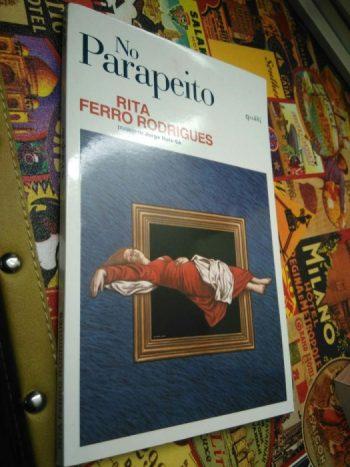 No parapeito - Rita Ferro Rodrigues