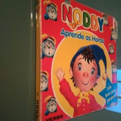 Noddy aprende as horas -