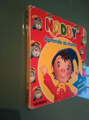 Noddy aprende as horas -