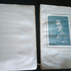 Notas... bibliografia portuguesa da Grande Guerra - Cpt. José Brandão