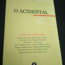 O acidental - Paulo Pinto Mascarenhas