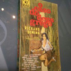 O caso do deus grego - Richard Deming